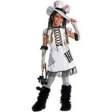 Monster Bride Costume Child*Clearance