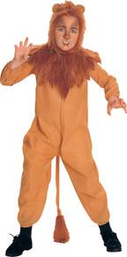 Cowardly Lion Costume Child