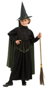 WICKED WITCH OF THE WEST COSTUME CHILD