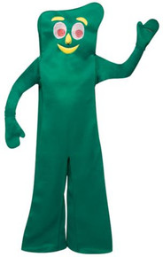 GUMBY COSTUME ADULT STD