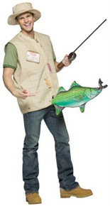CATCH OF THE DAY COSTUME*CLEARANCE*