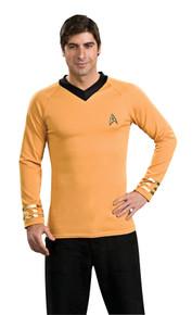 Star Trek Classic Shirt Gold