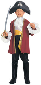 Captain Hook Childs Costume