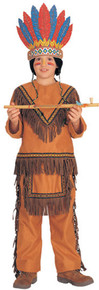 Native American Indian Child Costume