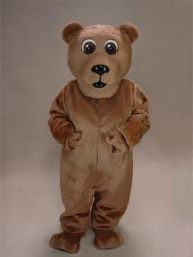 BROWN BEAR MASCOT PURCHASE