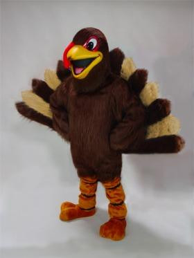 TURKEY MASCOT COSTUME PURCHASE