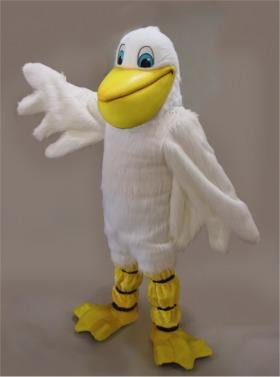 PELICAN MASCOT COSTUME PURCHASE