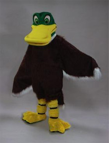 MALLARD MASCOT COSTUME PURCHASE