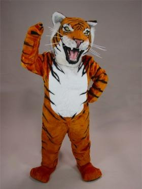 BENGAL TIGER MASCOT PURCHASE