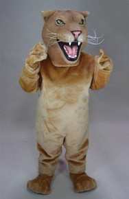 LIONESS MASCOT COSTUME PURCHASE