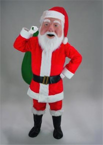 SANTA MASCOT COSTUME PURCHASE