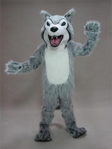 HUSKEY MASCOT GREY PURCHASE