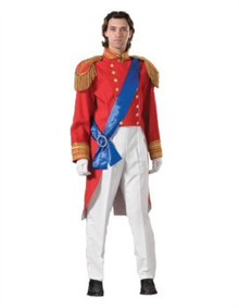 Storybook Prince 3 Costume Deluxe Adult