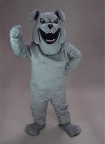 BARKEY GREY BULLDOG MASCOT PURCHASE