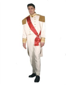 Storybook Prince 1 Costume Deluxe Adult