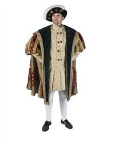 16th Century King Deluxe Adult Costume