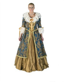 Lady Mozart Costume Deluxe Adult
