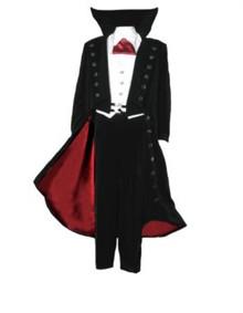 Vampire Costume Deluxe Adult