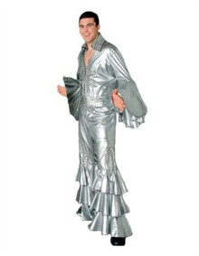 70's Disco Man Costume Deluxe Adult