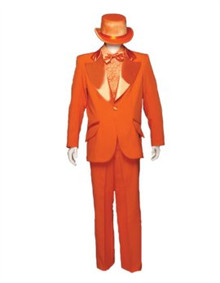 Entertainer Tuxedo Costume Deluxe Adult