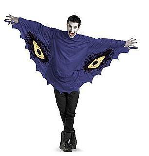 FLY BY NIGHT COSTUME(CLIVE BARKER) XL