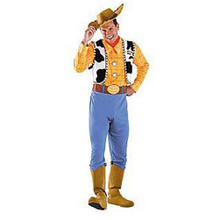 Woody Costume Deluxe Adult XL 50-52