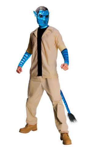 AVATAR JAKE SULLY ADULT COSTUME*CLEARANCE*