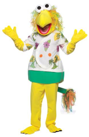 FRAGGLE ROCK COSTUME WEMBLY ADULT STD