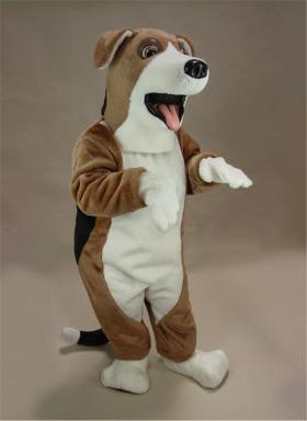 BEAGLE MASCOT COSTUME PURCHASE