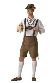 OKTOBERFEST GUY COSTUME ADULT