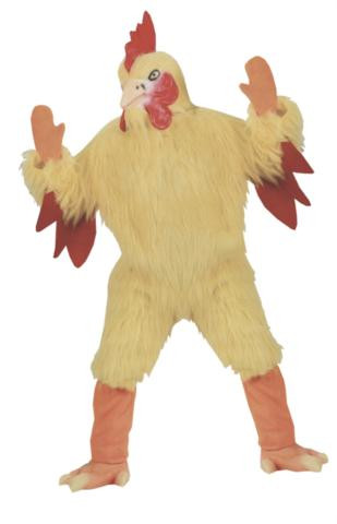 CHICKEN COSTUME ADULT STD