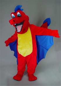 RED DRAGON MASCOT PURCHASE