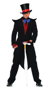 EVIL MAD HATTER COSTUME ADULT