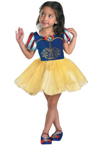 Snow White Ballerina Toddler Costume 3T-4T