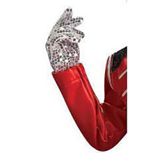 Michael Jackson Silver Sequin Child Glove