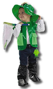Joe Fishin' Child Costume