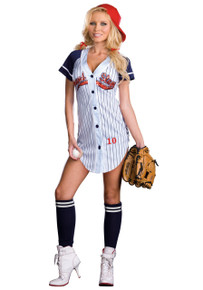 Grand Slam Sexy Adult Costume