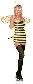 Sexy Bee Adult Costume