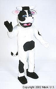 BESSIE THE COW MASCOT PURCHASE