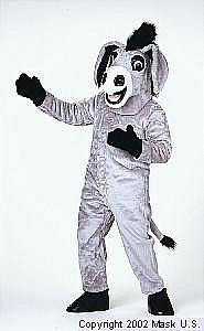 DONKEY MASCOT COSTUME PURCHASE