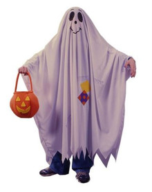 FRIENDLY GHOST COSTUME CHILD *CLEARANCE*
