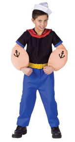 POPEYE COSTUME CHILD