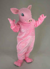 PIGLET MASCOT COSTUME PURCHASE