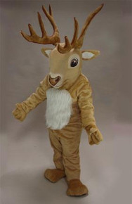 DEER MASCOT COSTUME PURCHASE