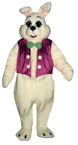 Easter Bunny Deluxe Mascot Costume (Purchase/Rental)
