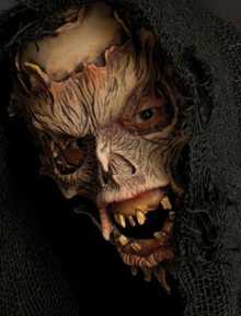 DECAYED HALLOWEEN MASK