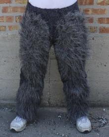 Black/Grey Beast Legs