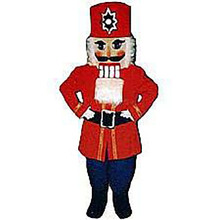 Nutcracker Mascot Costume (Purchase)