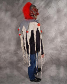 CLOWN PONCHO
