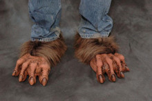 WOLFMAN FEET LATEX